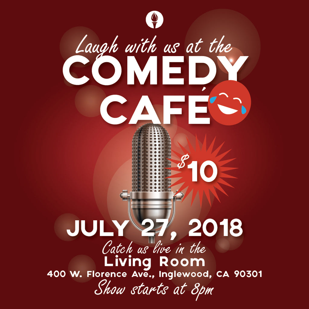 Comedy Cafe July 2018