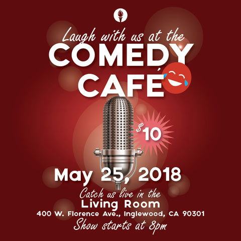 Comedy Cafe May 2018