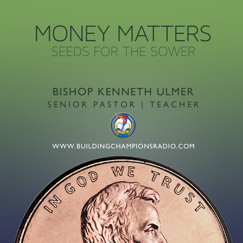 Money Matters: Seeds for the Sower (CD)