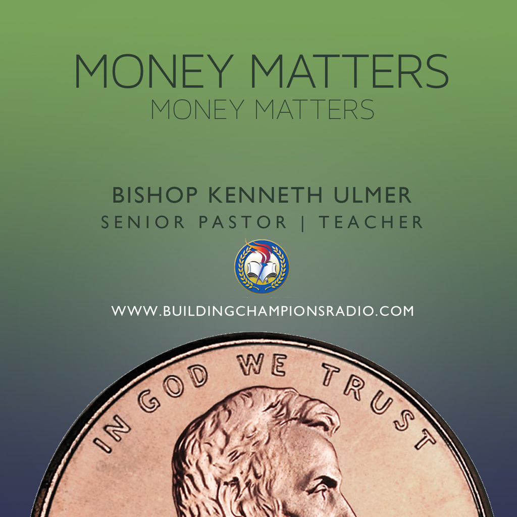 Money Matters (CD)