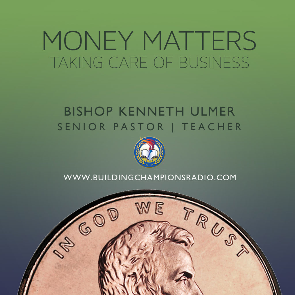 Money Matters: Taking Care of Business (CD)