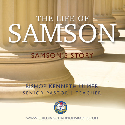 The Life Of Samson: Samson's Story (MP3 Download)