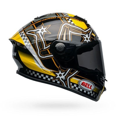 Bell Star MIPS DLX helmet - designed for street or track