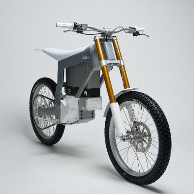 Captivating CAKE Kalk - A Series of Street & Off-Road Electric Motorcycles