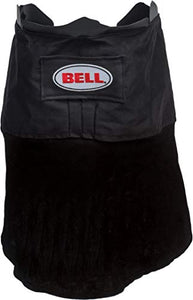 Bell Qualifier Forced Air Dust Skirt (Black, X-Large/XXX-Large) - MyBikeCo