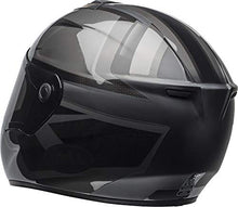 Load image into Gallery viewer, Bell SRT Street Motorcycle Helmet (Matte/Gloss Blackout, XXX-Large) - MyBikeCo