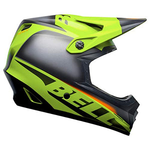 Bell Moto-9 MIPS Youth Motorcycle Helmet (Glory Green/Black/Infared, Small/Medium) - MyBikeCo