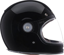 Load image into Gallery viewer, Bell Bullitt Full-Face Motorcycle Helmet (Solid Gloss Black, XX-Large) - MyBikeCo