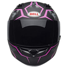 Load image into Gallery viewer, Bell Qualifier Full-Face Motorcycle Helmet (Stealth Camo Matte Black/Pink, XXX-Large) - MyBikeCo