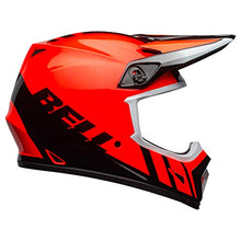 Load image into Gallery viewer, Bell MX-9 MIPS Off-Road Motorcycle Helmet (Dash Gloss Orange/Black, Large) - MyBikeCo