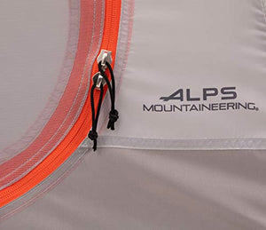 ALPS Mountaineering Tasmanian 3-Person Tent, Orange/Gray, 3 Person - MyBikeCo