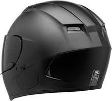 Load image into Gallery viewer, Bell Qualifier DLX Blackout Street Motorcycle Helmet (Blackout Matte Black, XXX-Large) - MyBikeCo