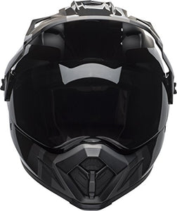 Bell MX-9 Adventure MIPS Full-Face Motorcycle Helmet (Matte/Gloss Blackout, XX-Large) - MyBikeCo