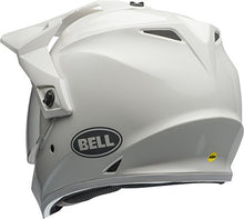 Load image into Gallery viewer, Bell MX-9 Adventure MIPS Full-Face Motorcycle Helmet (Gloss White, X-Large) - MyBikeCo