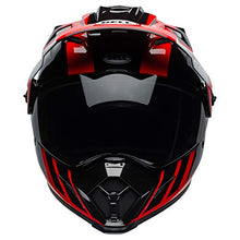 Load image into Gallery viewer, Bell MX-9 Adventure MIPS Full-Face Motorcycle Helmet (Dash Gloss Black/Red/White, XX-Large) - MyBikeCo