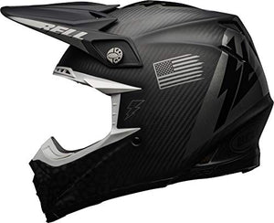 Bell Moto-9 Flex Off-Road Motorcycle Helmet (Slayco Matte/Gloss Black/Gray, X-Large) - MyBikeCo