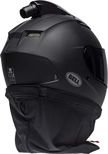 Bell Qualifier Forced Air Helmet (Matte Black, X-Large) - MyBikeCo