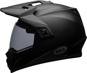 Bell MX-9 Adventure MIPS Full-Face Motorcycle Helmet (Solid Matte Black, XXX-Large) - MyBikeCo