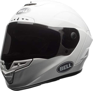 Bell Star MIPS DLX Street Motorcycle Helmet (Gloss White, X-Large) - MyBikeCo
