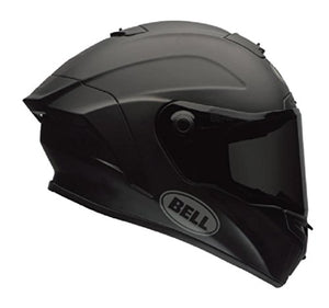 Bell Star Full-Face Motorcycle Helmet (Solid Matte Black, X-Small) - MyBikeCo