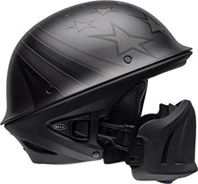 Load image into Gallery viewer, Bell Rogue Half-Size Motorcycle Helmet (Honor Matte Titanium/Black, X-Large) - MyBikeCo