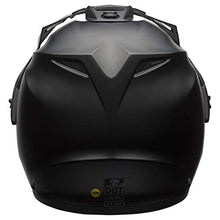 Load image into Gallery viewer, Bell MX-9 Adventure DLX MIPS Full-Face Motorcycle Helmet (Matte Black, Large) - MyBikeCo