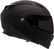 Load image into Gallery viewer, Bell Revolver Evo Modular Motorcycle Helmet (Solid Matte Black, Large) - MyBikeCo