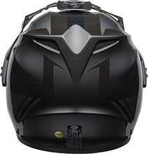 Load image into Gallery viewer, Bell MX-9 Adventure MIPS Full-Face Motorcycle Helmet (Matte/Gloss Blackout, Large) - MyBikeCo