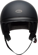Load image into Gallery viewer, Bell Scout Air Motorcycle Helmet (Solid Matte Black, Medium) - MyBikeCo