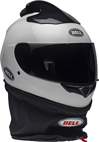 Bell Qualifier Forced Air Helmet (Gloss White, Large) - MyBikeCo