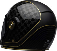 Load image into Gallery viewer, Bell Bullitt Carbon Full-Face Motorcycle Helmet (RSD Check It Matte/Gloss Black, Medium) - MyBikeCo