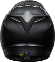 Load image into Gallery viewer, Bell MX-9 MIPS Equipped Motorcycle Helmet (Solid Matte Black, Large) - MyBikeCo