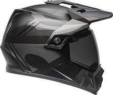 Load image into Gallery viewer, Bell MX-9 Adventure MIPS Full-Face Motorcycle Helmet (Matte/Gloss Blackout, XX-Large) - MyBikeCo