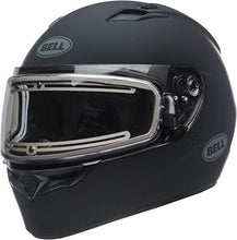Load image into Gallery viewer, Bell Qualifier Electric Shield Snow Helmet (Matte Black, Large) - MyBikeCo
