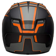 Load image into Gallery viewer, Bell Qualifier DLX MIPS Full-Face Motorcycle Helmet (Torque Matte Black/Orange, X-Large) - MyBikeCo