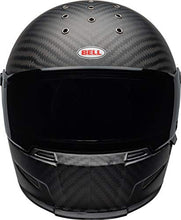 Load image into Gallery viewer, Bell Eliminator Carbon Street Motorcycle Helmet (Matte Black, XX-Large) - MyBikeCo