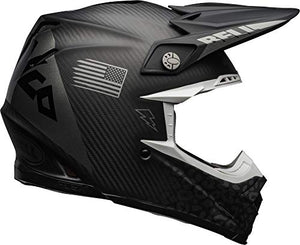 Bell Moto-9 Flex Off-Road Motorcycle Helmet (Slayco Matte/Gloss Black/Gray, Large) - MyBikeCo