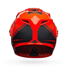 Load image into Gallery viewer, MX-9 Adventure Snow Dual Shield Helmet (Torch Orange/Black - 2X-Large) - MyBikeCo