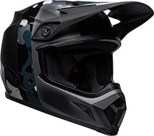 Load image into Gallery viewer, Bell MX-9 MIPS Off-Road Motorcycle Helmet (Presence Matte/Gloss Black Titanium Camo, Large) - MyBikeCo