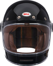 Load image into Gallery viewer, Bell Bullitt Full-Face Motorcycle Helmet (Solid Gloss Black, X-Small) - MyBikeCo