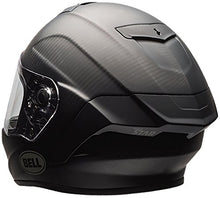 Load image into Gallery viewer, Bell Race Star Full-Face Motorcycle Helmet (Solid Matte Black, X-Large) - MyBikeCo