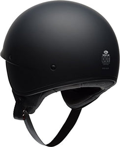 Bell Scout Air Motorcycle Helmet (Solid Matte Black, Medium) - MyBikeCo