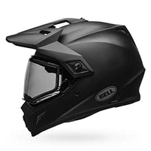 Load image into Gallery viewer, Bell MX 9 Adventure Dual Shield Snow Helmet (Matte Black, Large) - MyBikeCo