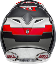 Load image into Gallery viewer, Bell MX-9 MIPS Off-Road Motorcycle Helmet (Twitch Replica Matte Gloss Black/Red/White, Large) - MyBikeCo