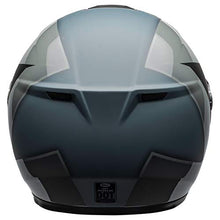 Load image into Gallery viewer, Bell SRT Modular Street Motorcycle Helmet(Presence Matte/Gloss Black/Gray, Large) - MyBikeCo