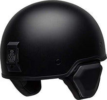Load image into Gallery viewer, Bell Recon Open-Face Motorcycle Helmet(Asphalt Matte Black, XXX-Large) - MyBikeCo