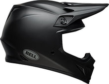 Load image into Gallery viewer, Bell MX-9 MIPS Equipped Motorcycle Helmet (Solid Matte Black, 2X-Large) - MyBikeCo