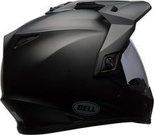Load image into Gallery viewer, Bell MX-9 Adventure MIPS Full-Face Motorcycle Helmet (Solid Matte Black, Large) - MyBikeCo