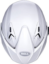 Load image into Gallery viewer, Bell Mag-9 Open Face Motorcycle Helmet (Solid Gloss Pearl White, Medium) - MyBikeCo