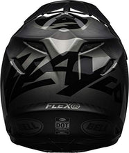 Load image into Gallery viewer, Bell Moto-9 Flex Off-Road Motorcycle Helmet (Slayco Matte/Gloss Black/Gray, Large) - MyBikeCo